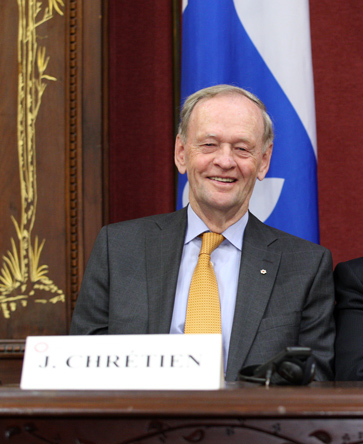 chretien photo