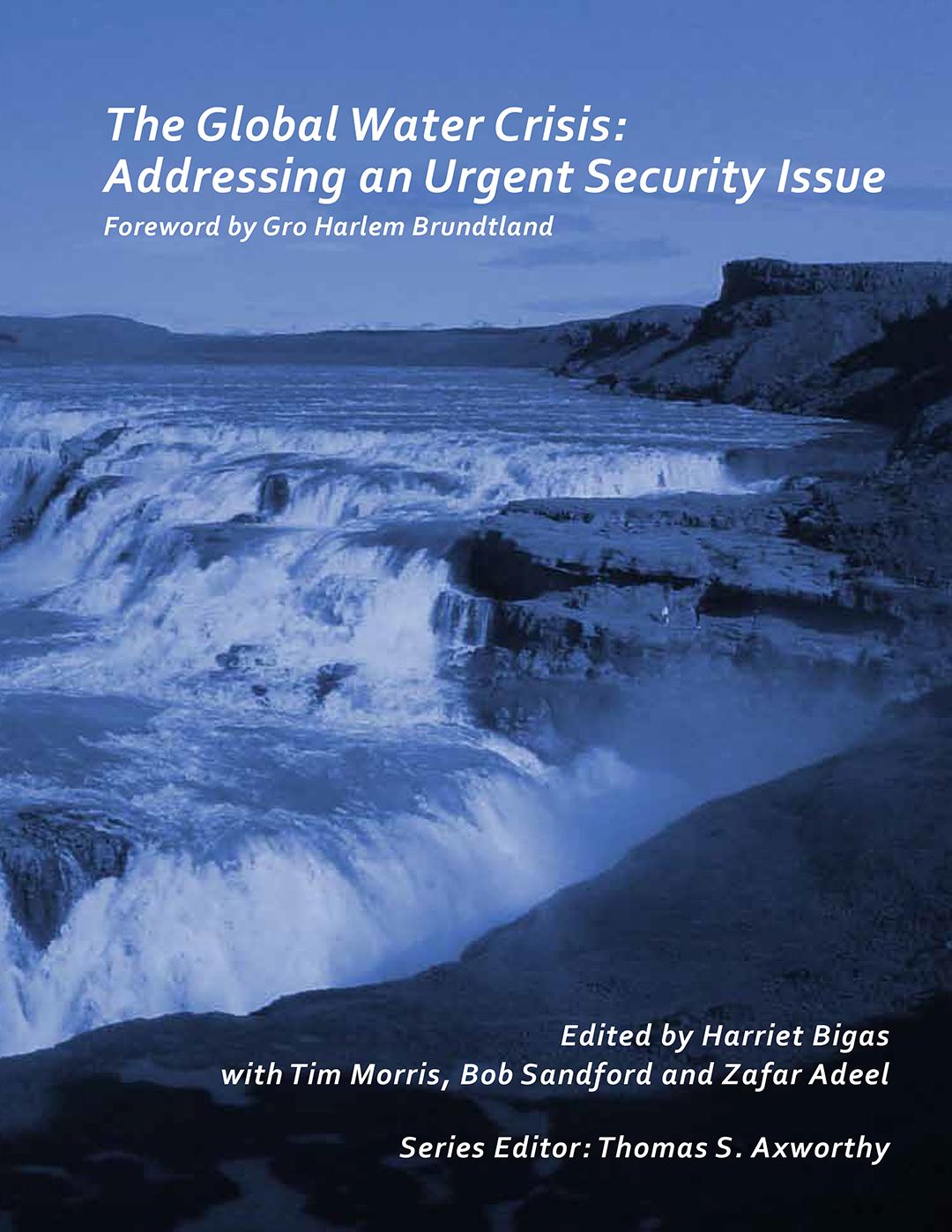 Global water crisis pdf